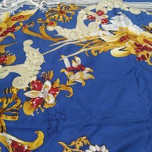 Gianfranco Ferre 100% silk scarf from Italy